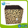 best selling new high quality 210D polyester foldable storage cube