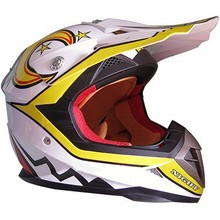 ECE motorcycle ATV/ dirt bike motocross safety helmet