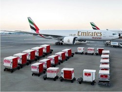 Air cargo freight from China to Algiers