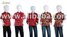 Modernized Oriental Kids Wear