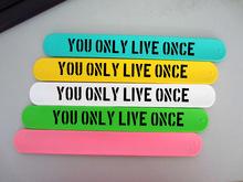 slap bracelets in bulk with factory price