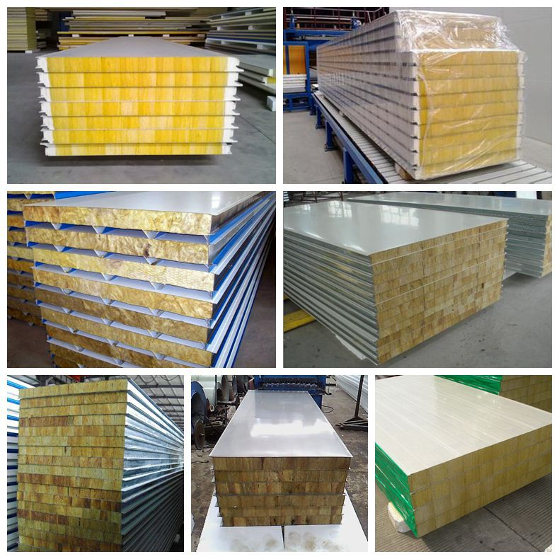 Shipping container house material rockwool insulation for Isolation container maritime