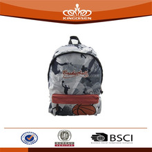 2015 basketball style 300D backpack