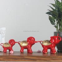 Animal Elephant Resin Desktop Statues