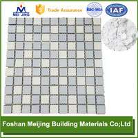 high quality pigment solvent non combustible building materials for glass mosaic
