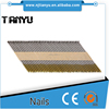Common Nail Type and Steel Material paper strip nails TSM-031S 3-1/4 inch*0.120 inch