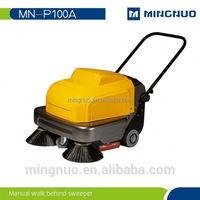 cleaning equipment handheld floor sweeper manual road sweeper