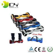 Mini 2 Wheels Smart Electric Scooter Self Balancing Hover Board Unicycle Balance