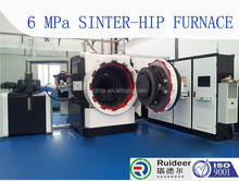 6 MPa hot press sintering furnace for cemented carbide and precision ceramic