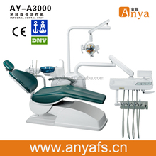New Style Dental Chair Unit AY-A3000 Plus with CE Certificate Stable Quality Low Price