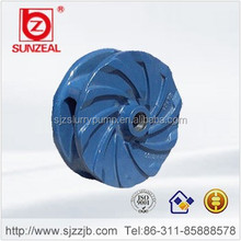 Wear Resistant Tunnelling Application Rubber Impeller