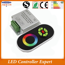 RF touch RGB controller 12v wireless controller