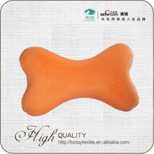 Car comfortable neck massage bone pillow