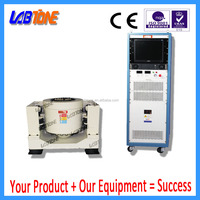 lifelong maintenance high frequency vibration testing machine for product reliability testing