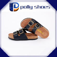 fashion new design outdoor pu kids outdoor slipper sandals