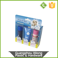 Professional factory Supply Super Price popular travel cosmetic printing stock box