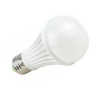 220v 110v 7w led bulb light e27 b22 A65 E27 led plastic bulbs