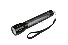 Outdoor Emergency LED Solar Power Rechargeable Torch Flashlight