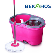 2015 new products household cleaning spin and go products easy twist mop