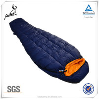 Hiking Arctic Pole Cattle Down Sleeping Bag
