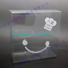 High Quality clear Cake Packaging manufacture