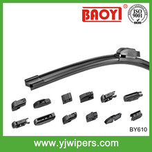 Security environmental Hot Sale boneless wiper with A class synthetic rubber for BMW get many patent protectection