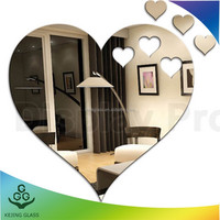 3-6mm Acid Etched Frosted Glass, Art Glass and Mirror
