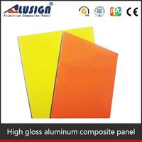 Alusign stucco wall panels manufacturer aluminum composite panel