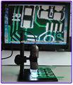 600x usb microscopio digital de la fábrica de shenzhen - oferta de visualización de imágenes en el pc - de medición