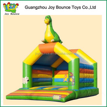 Dinosaur Bounce House Manufacturer Inflatable Trampoline Jumpers
