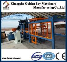 square concrete stone dust block machine, QT4-15 low price hydraform block machine, automatic concrete block machine