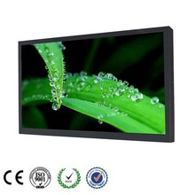 32 inch wall lcd 3g network advertising panel