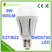 alibaba express China manufacturing 85v-265v led bulb e27 9w energy saving cheap e27 led bulb lighting 9w for home and office
