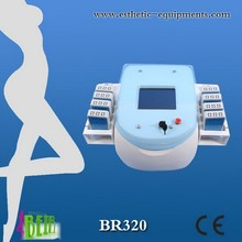 Hot sale lipo laser light machine, lipo laser machine, two wavelength 336 diodes lipo laser