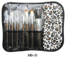 Fashionable High Quality cosmetic brush set make up set