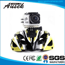 Motorcycle Helmets Extreme Sport Camera Support 4-32 GB SD Card