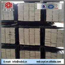 china steel and iron material hot rolled alloy steel flat bar