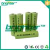 ni mh aa 500mah 1.2v rechargeable batteries 200 amp