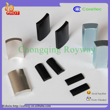 Latest Customized Strong Sintered Water Pump Ferrite Magnet