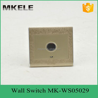 safety new design smart touch delay light switch,automatic turn off light sensor switch for Corridor induction control
