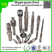 Custom high precision motorcycle drive shaft gear