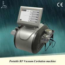 Ultrasonic cavitation machine price, RF&cavitation&vacuum&ultrasonic 4in1, for body&face&eyes contouring