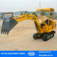 Y hotsell mini sugarcane front end excavator