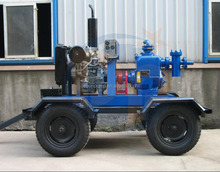 Clear Water Pump Pressure, Pump Selection