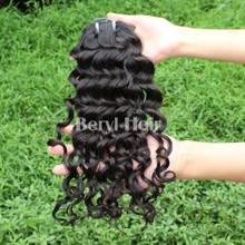 Factory wholesale 6A virgin hair,fashion style natural Russian 100% virgin human hair