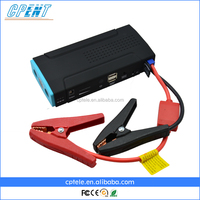High capacity portable jump starters for gasline car and diesel car emergency tool kit power bank