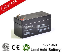 12v 1.3ah Vrla Battery With Wholesales
