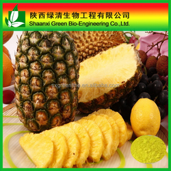 Hot Sales Plant Extract Pineapple Extract/bromelain Enzyme/improve Digestion Free Sample/Bromelain Powder