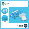 High quality disposable nonwoven ETO sterilized hip surgical drape pack