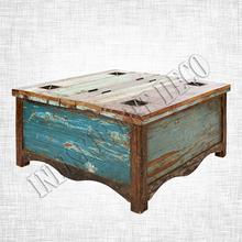 Sala Muebles Hogar Muebles reciclados Mesas de madera